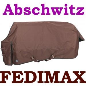 Regendecke 145 für Freiberger Stute im Offenstall