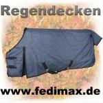 Optimale Regendecke oder Paddockdecke für Haflinger