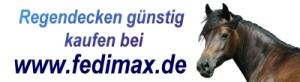 Winterdecke für geschorenes Deutsches Reitpferd