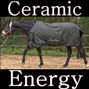Ceramic Energy Outdoordecke mit 50 g Wattierung