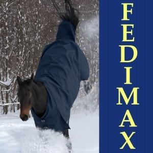 Winterdecke Pferd mit viel Bewegungsfreiheit