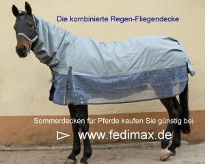 Read more about the article Sommer Regendecke für Isländer