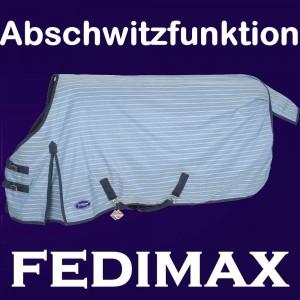 Read more about the article Wasserdichte Abschwitzdecke für Offenstall